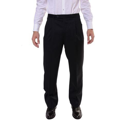 Rota Uomo Pantalone Nero
