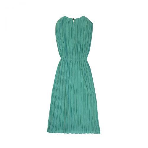 alysi abito plisse georgett donna abito 101358