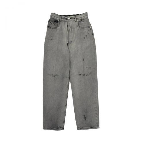nine:inthe:morning ella donna pantaloni EL23DESTROY
