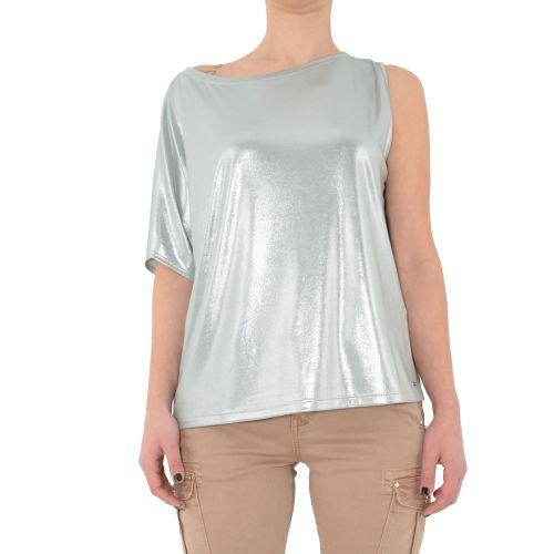 gaudi 111FD64004 3916 t-shirt donna verde