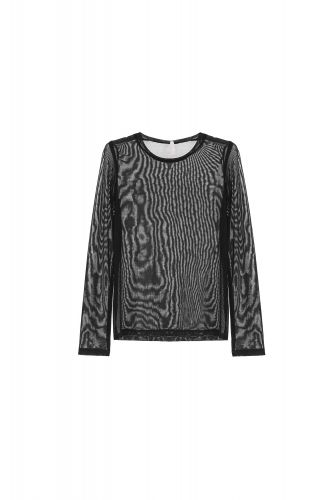 imperial t-shirt donna nero TG88CLT