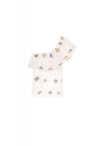 dixie camicia donna latte TAU3PMB