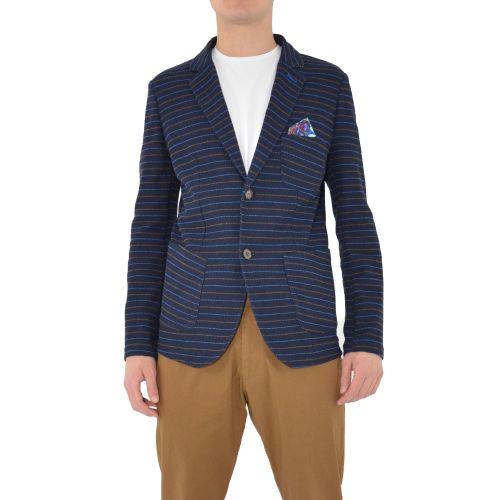 koon ROCK-TE278 U giacca uomo blu