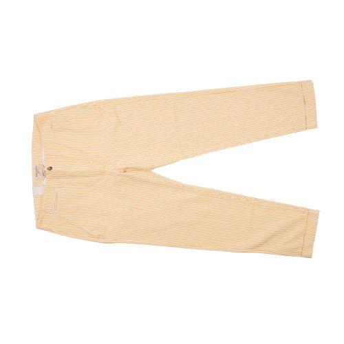 Made & Crafted Levi's Uomo Pantalone Beige Bianco