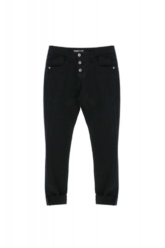 please P78ACV9N3N 1900 pantalone donna nero