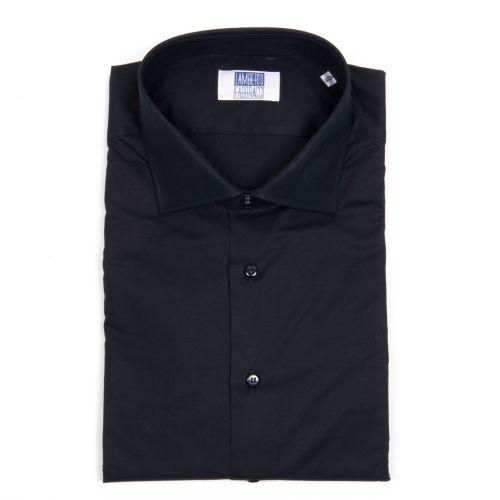Lamberto Fabbracci Uomo Camicia Nero