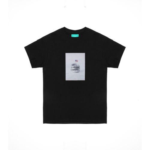 back side club silver vynil uomo t-shirt TH118
