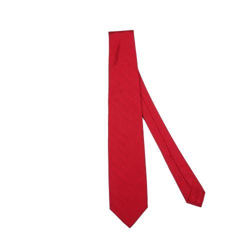 Barba Napoli Uomo Cravatta Rosso