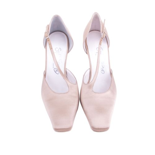 Sophie Sposa Donna Sposa Beige Made In Italy In Saldo
