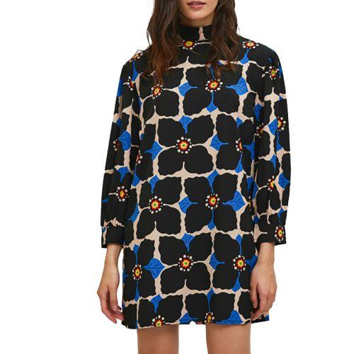 compania fantastica abito donna nero WI21HAN31