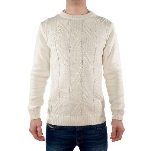 imperial M3614AGIK 1160 maglia uomo panna