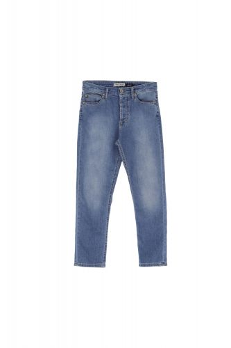 please P66MBQ2W3Y 1670 jeans donna blu e denim
