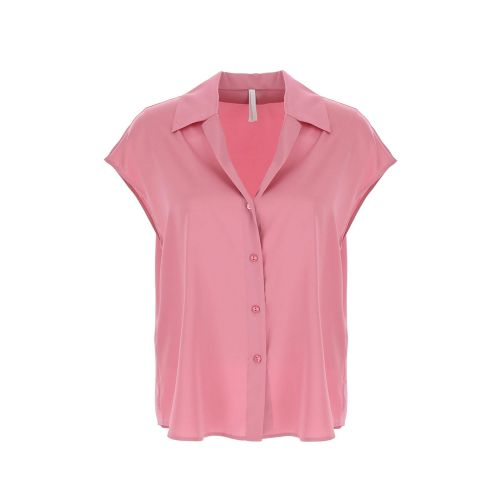 imperial CJS2BBH 1330 blusa donna rosa