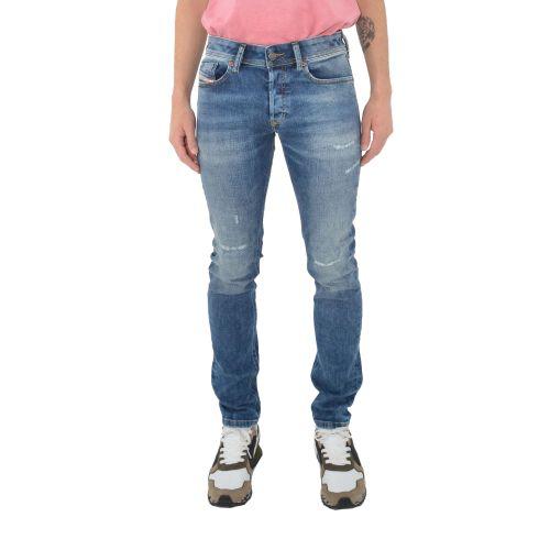 diesel SLEENKER-X 009PN 01 jeans uomo denim