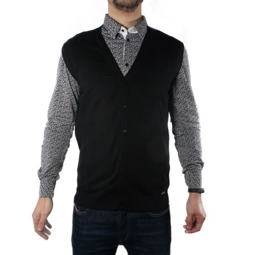 mark up MK89051 NERO gilet uomo nero