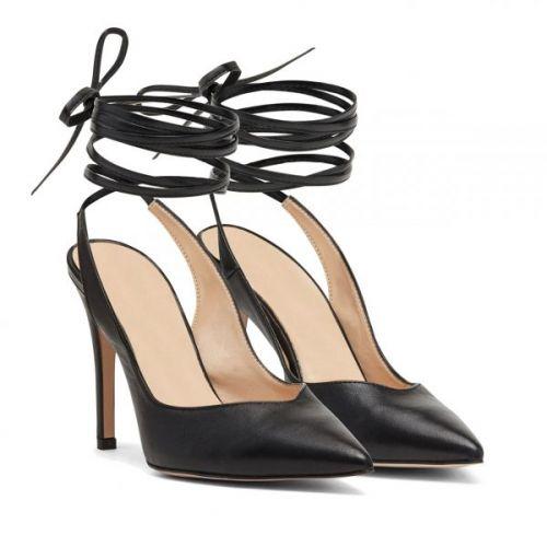 ovye AC 895 NERO scarpe donna nero