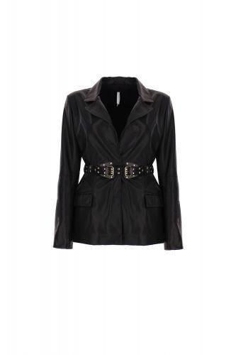 imperial giubbetto donna nero V3025458