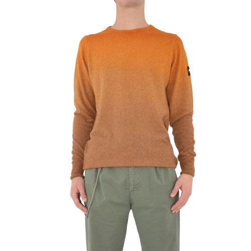 berna M 210056 19 maglia uomo arancione