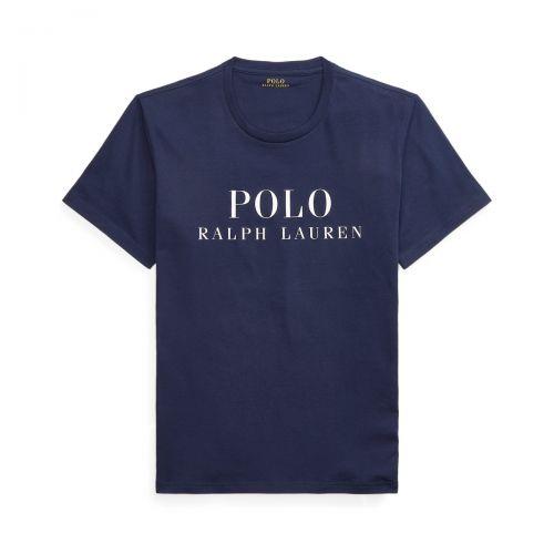 ralph lauren s/s crew branded uomo t-shirt 714-830278