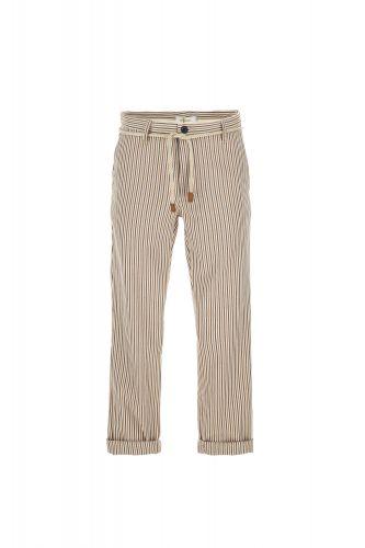 imperial pantalone uomo beige marrone PM11BFU