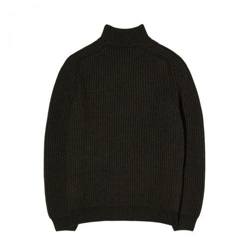 edwin roni high collar sweater uomo felpa I029755