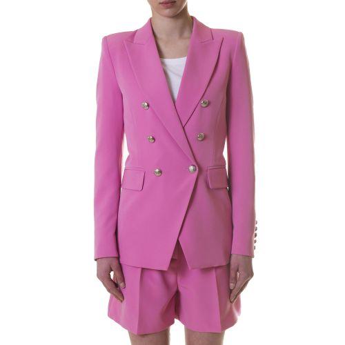 vicolo TH1051 ROSA giacca donna rosa