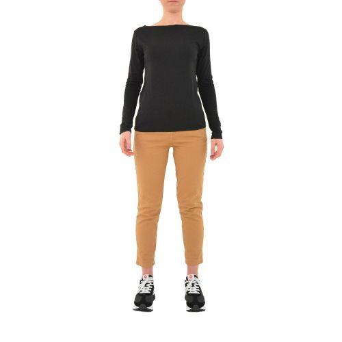 bighet 8198/74003 NERO t-shirt donna nero