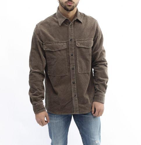 koon COLT-CM14 FANGO giacca uomo marrone