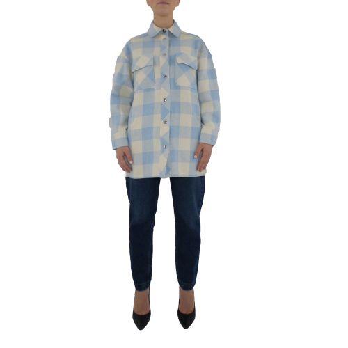 dixie JBOVPHI 1500 giacca donna celeste