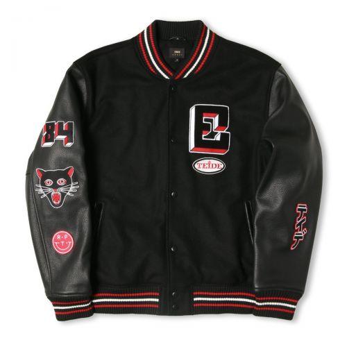 edwin varsity chapter jacket uomo capospalla I029763