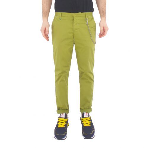 berna M 210125 174 pantalone uomo verde