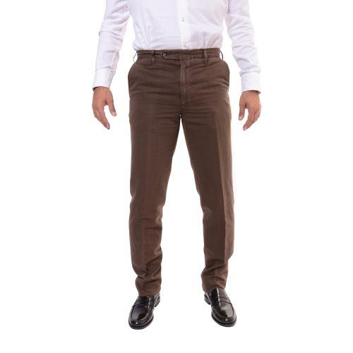 Rotasport Uomo Pantalone Marrone