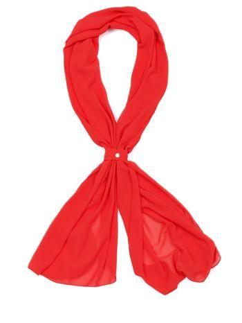 rinascimento stola donna rosso ACV0012508003