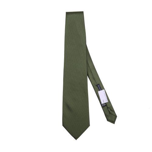 D. Conforti Uomo Cravatta Verde