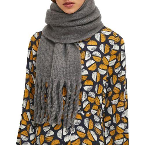 compania fantastica sciarpa donna grigio FA21SCR07