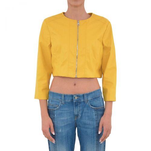 liu-jo giubbino ts navet donna colore giallo