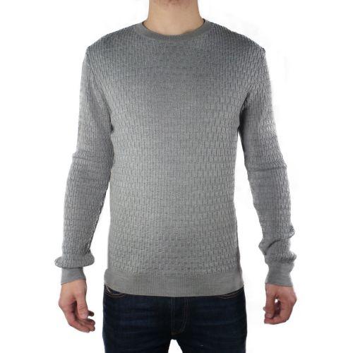 diktat DK87027 GRIGIO maglia uomo grigio