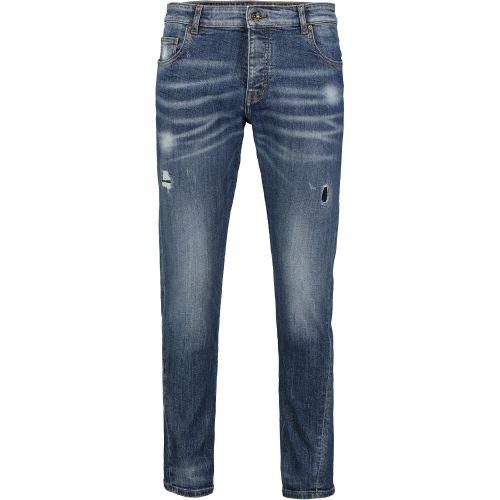 gaudi jeans uomo denim medio 121GU26036