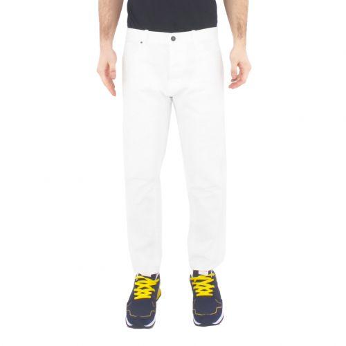 imperial P372MLUC30 1100 jeans uomo bianco
