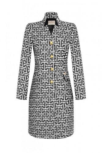 rinascimento cappotto donna bianco CFC0105069003