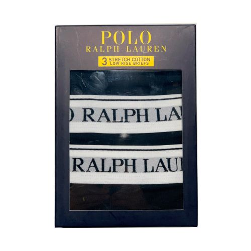 ralph lauren 3-pack cotton low rise uomo intimo 714-730604