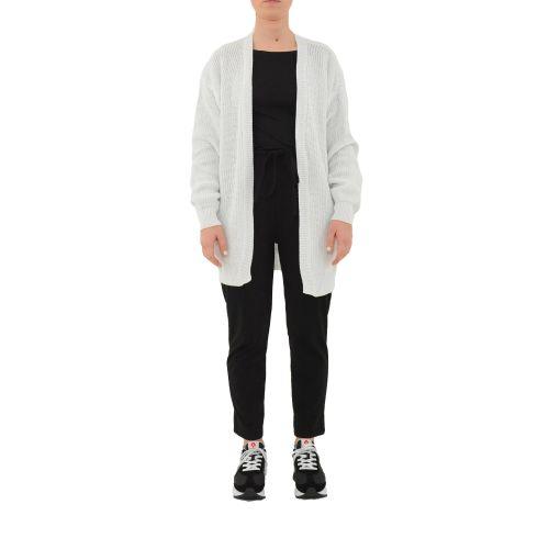 bighet 3601/02 BIANCO cardigan donna bianco