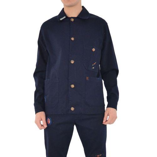 koon BUD-CM21 4 giacca uomo blu