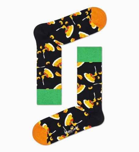 happy socks MAC & CHEESE SOCK/U 9000 calzini uomo multicolor