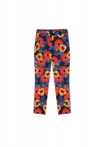 dixie PBQCPNA 1998 pantalone donna multicolor