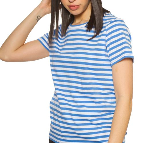 minimum GABRIELLA 6947 4043 t-shirt donna indaco