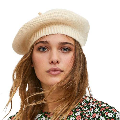 compania fantastica cappello donna panna WI21HAT03
