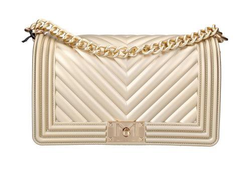 marc ellis borsa donna oro FLAT M
