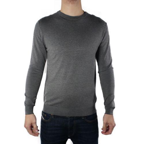 diktat DK87001 GRIGIO maglia uomo grigio
