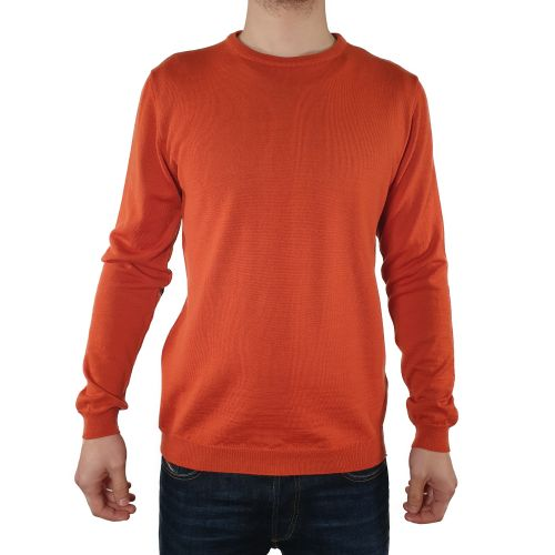 koon maglia uomo arancione C9815